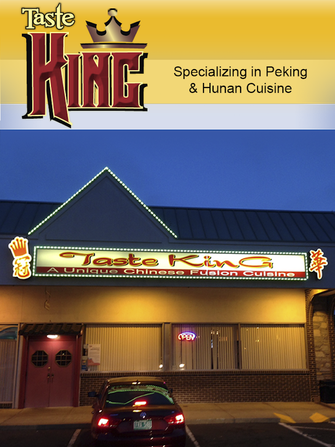 Taste King Chinese Restaurant Android Apps On Google Play