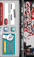Screenshot of Gangster Law Free Online RPG