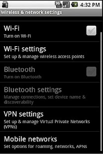 Bluetooth Settings Launcher - screenshot thumbnail
