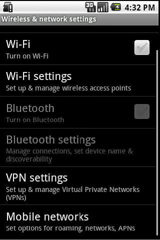 Bluetooth Settings Launcher - screenshot