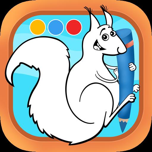 動物 カラー 教育 App LOGO-APP開箱王