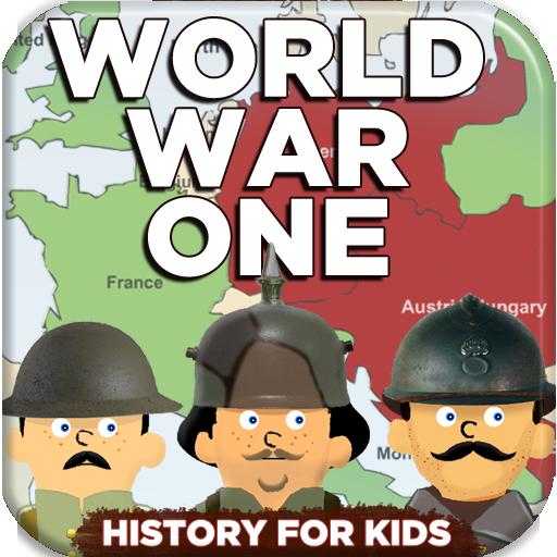 第一次世界大战 教育 LOGO-阿達玩APP