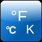 The Temperature Converter icon
