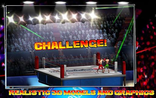 玩免費體育競技APP|下載拳擊鬥士WWE 3D app不用錢|硬是要APP