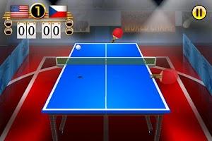 Screenshot of Ping Pong WORLD CHAMP