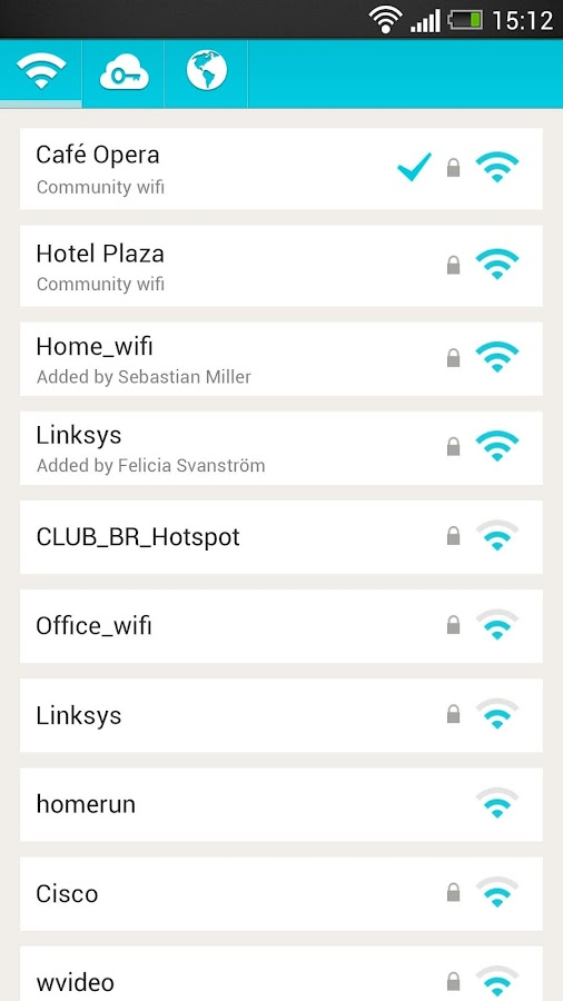 Instabridge Free Wifi Password - screenshot