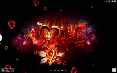 App crazy in Love Live Wallpaper APK for Windows Phone Android games and apps