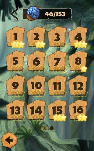Puzzle Nuts HD - screenshot