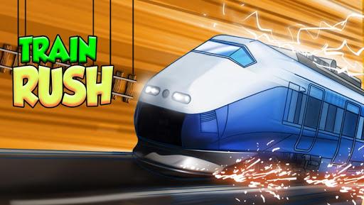電車ラッシュ(新版)