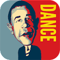 Dance Man Obama logo