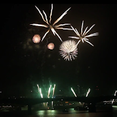 Real Fireworks Show HD