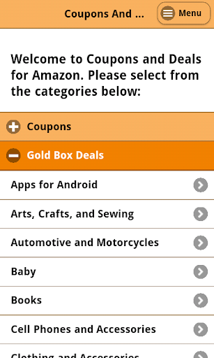 Coupons and Deals for Amazon