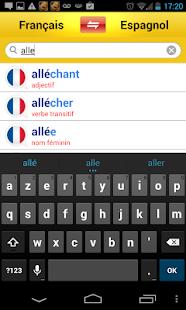 玩免費書籍APP|下載Dictionnaire espagnol-français app不用錢|硬是要APP