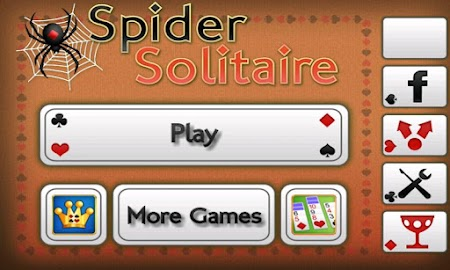 Spider Solitaire Screenshot 5