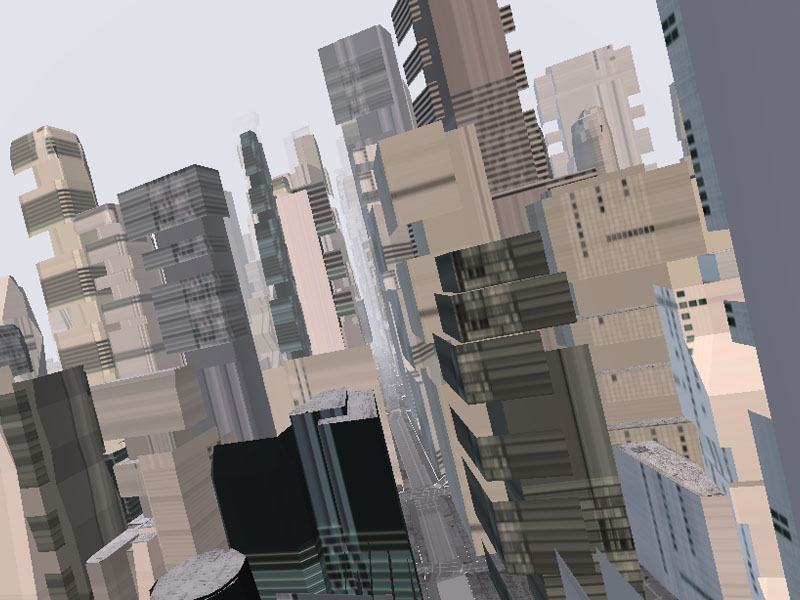 CityEngine Model Viewer by Aleksandar | Experiments with Google