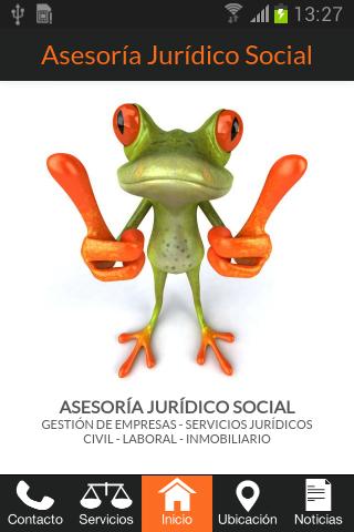 Asesoría Jurídico Social