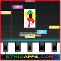 Amharic mezmur free piano game icon