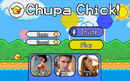Chupa Chick Jump