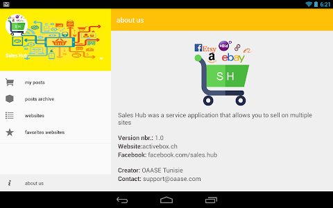 Sales Hub screenshot 9
