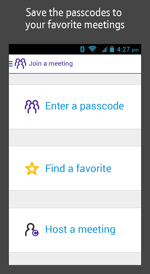 BT MeetMe with Dolby Voice - screenshot