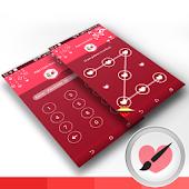 App Lock Bolo : Theme Love