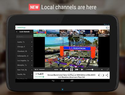 Watchup: Your Daily Newscast - screenshot thumbnail