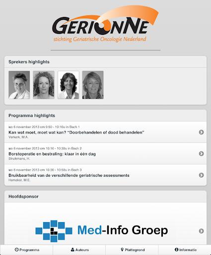 【免費醫療App】Gerionne 2013-APP點子