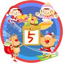 Christmas Sticker Widget Fifth logo