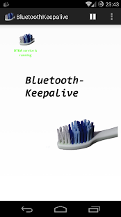 Bluetooth Keepalive- screenshot thumbnail