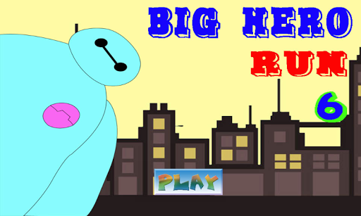 Big Hero Run 6