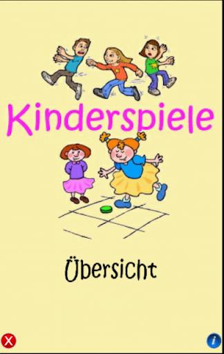 Kinderspiele Free-Version