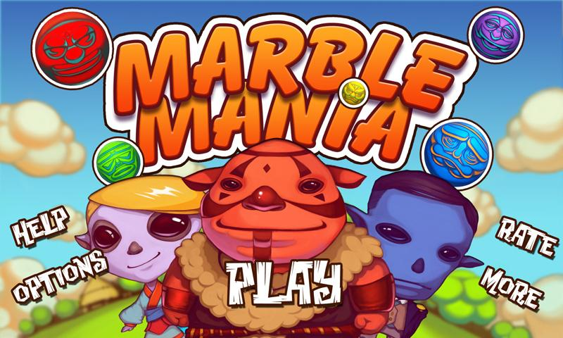 Marble Mania - screenshot