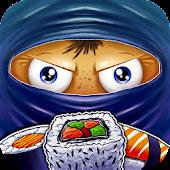 Hungry Ninja Jump