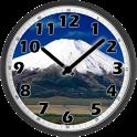 Mount Fuji Clock icon