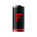 Fake Battery logo