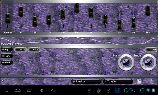 玩免費音樂APP|下載poweramp 皮膚紫のヘビ app不用錢|硬是要APP