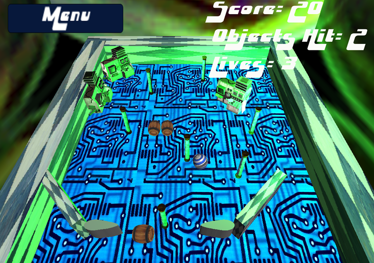 Baller Pinball- screenshot