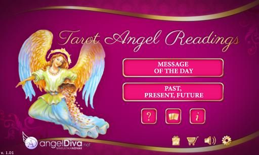 塔罗牌天使的阅读