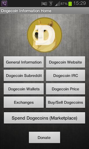 Dogecoin INFO