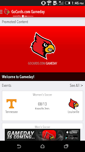 GoCards.com Gameday LIVE - screenshot thumbnail