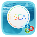 iSEA GO Theme Launcher icon