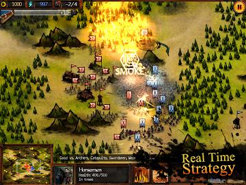 Autumn Dynasty - RTS Screenshot 2