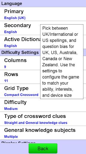 【免費拼字App】Compact Crossword-APP點子