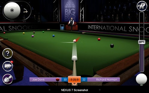 International Snooker Pro HD- screenshot thumbnail