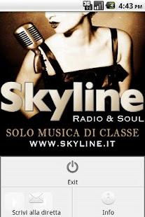 Skyline radio & soul- screenshot thumbnail