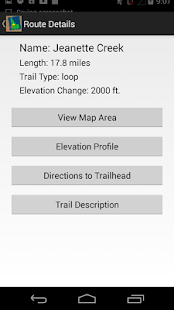 McCall Trails- screenshot thumbnail