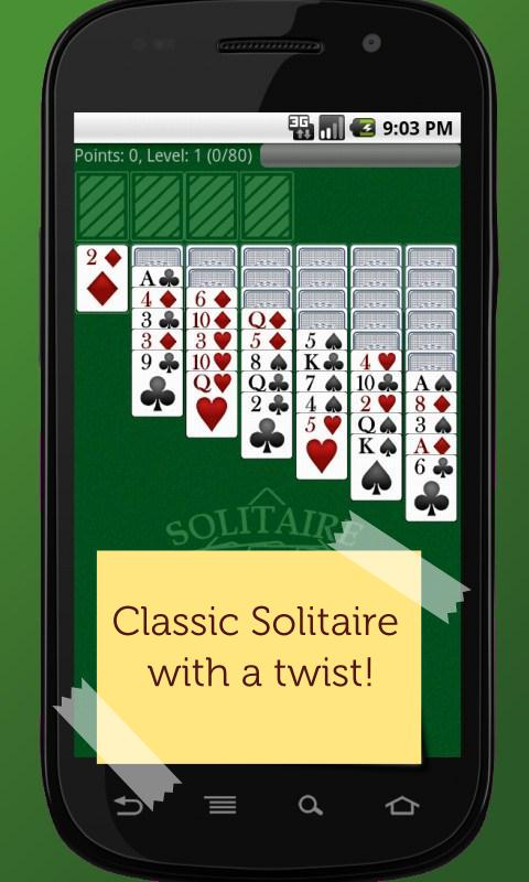 Yukon Solitaire Champion - screenshot