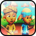 Upin Ipin Video Games icon