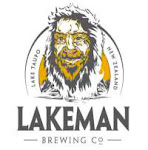 Logo for Lakeman Brewing Co