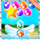 Android Bubble Sky Blaster